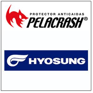 protector carenado moto hyosung