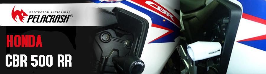NOVEDAD - Pelacrash Honda CBR 500RR