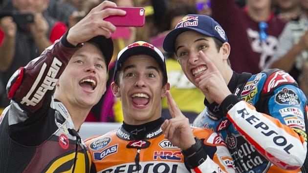 Campeones Moto GP 2014