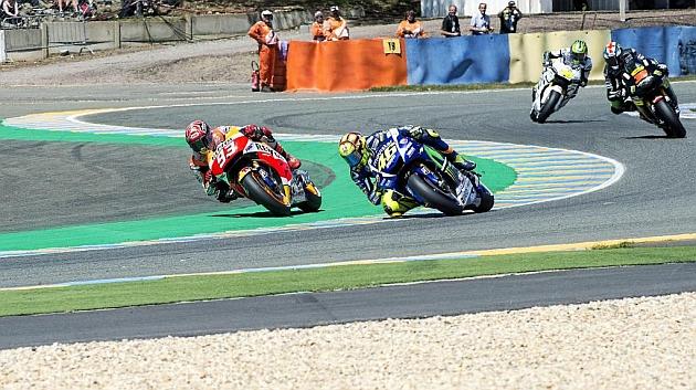 Honda moto GP preocupación