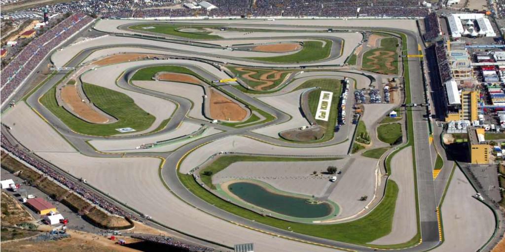 Carrera MotoGP Cheste
