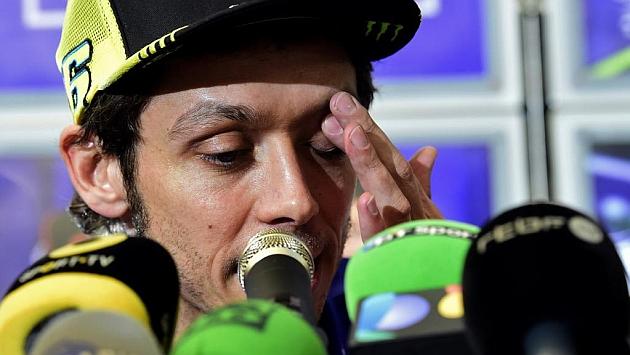 Rossi retira el recurso del TAS