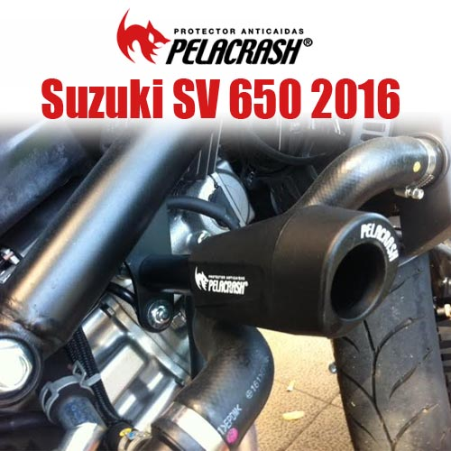 Protector de carenado moto Suzuki SV 650 (2016)