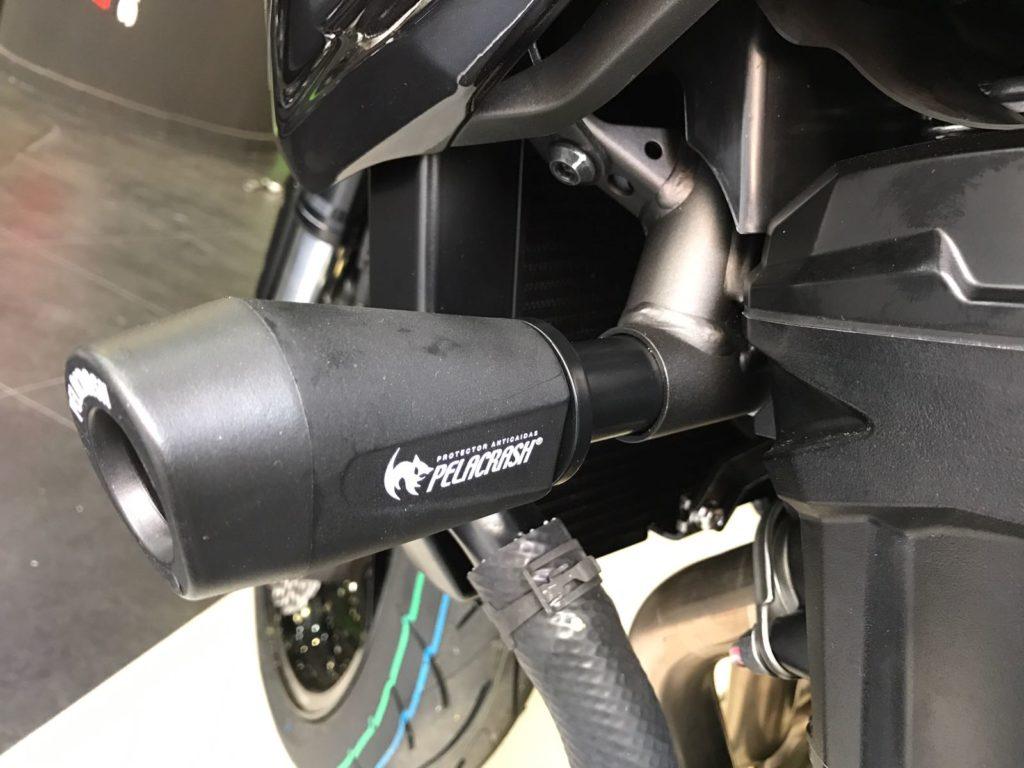 Accesorios de moto Pelacrash