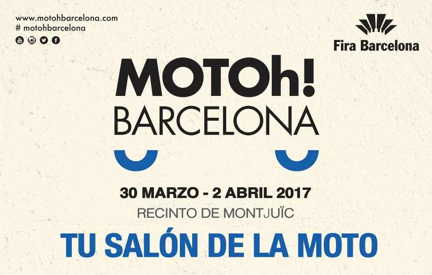 Barcelona Motorcycle Show 2017