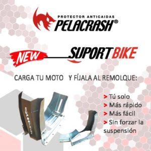 soporte remolque moto